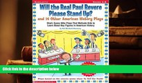Download [PDF]  Will the Real Paul Revere Stand Up?: And 14 Other American History Plays Full Book