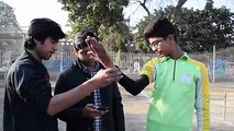 Pakistani Engineers Develop An Arm Sleeve That Tells You If You're Chucking