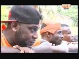 CAN 2013: Ambiance de match Côte d'Ivoire -Nigéria et Togo - Burkina Faso