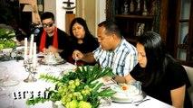 Private dining at Happy Ongpauco-Tiu's (Part 4)
