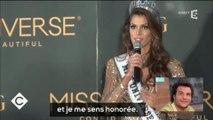 "Amir évoque son amitié avec Iris Mittenaere élue Miss Univers : ""J'étais extrêmement ému"" (Vidéo)"