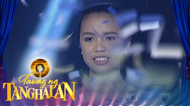 Tawag ng Tanghalan: Crismille Vallente strongly holds the golden microphone!