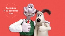 Wallace & Gromit : Les Inventuriers | Bande annonce