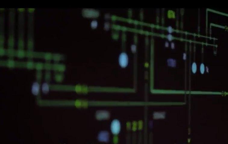 Carte de visite de RTE, le réseau de transport d'électricité