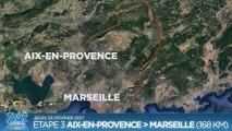 Tour de La Provence - 3e étape : Aix-en-Provence - Marseille