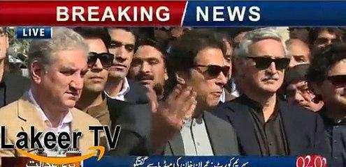 Imran khan live