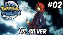 Pokémon Soul Silver - #02 vs. Silver