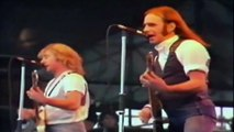 Status Quo Live - Caroline(Rossi,Young) -  Milton Keynes Bowl - End Of The Road 21-7 1984
