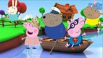 Peppa Pig En Français À La Neige ♦ Peppa Pig Français 1H S03 Episodes