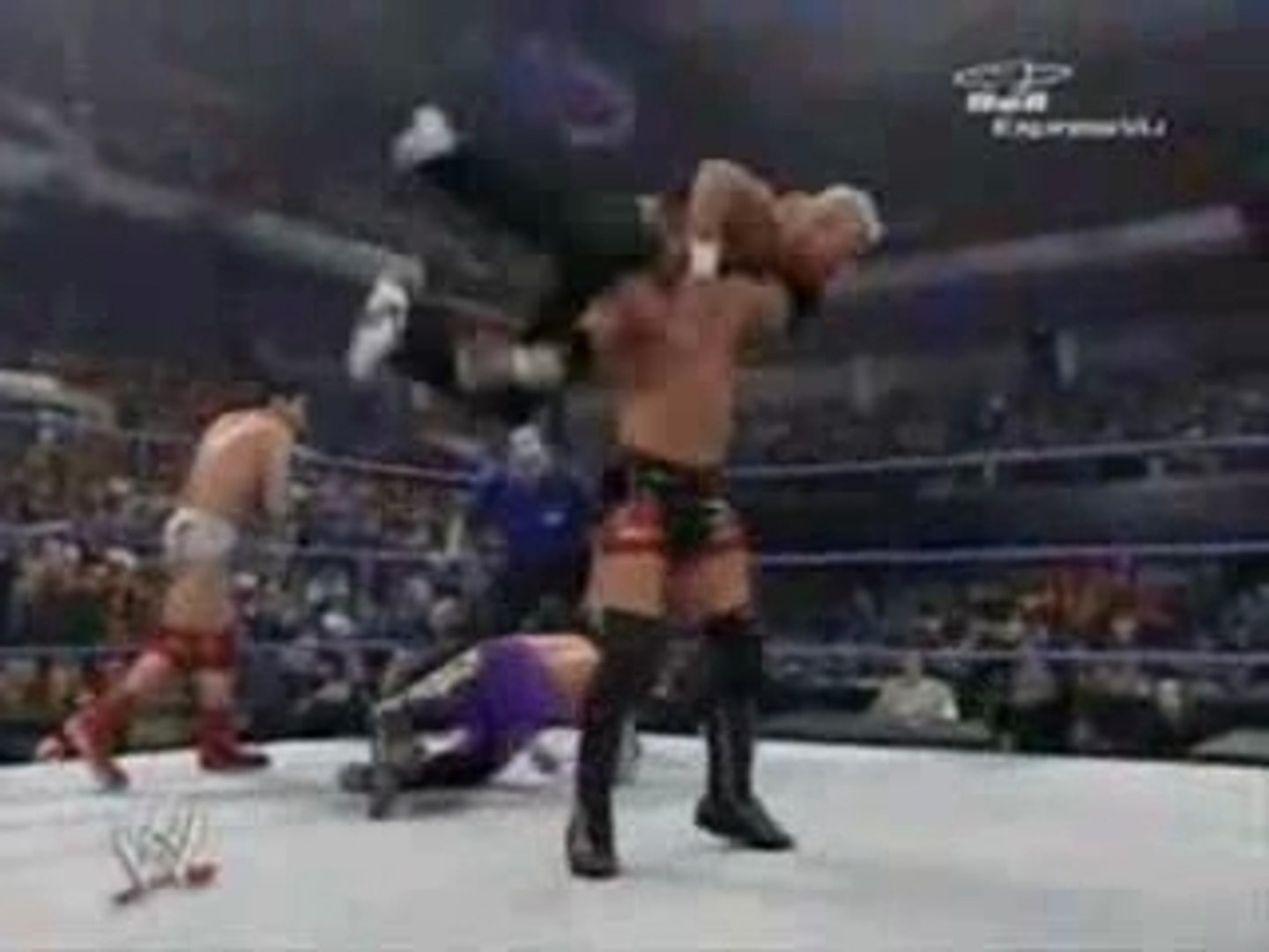 cruiserweight inventational (no way out 2006)