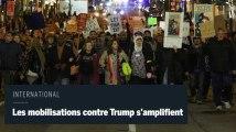 De Londres à Manille, les manifestations contre le décret anti-immigration de Trump se propagent