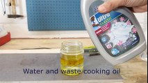 Découvrez cette astuce simple pour découper un récipient en verre… Avec juste de l'eau et de l'huile SVP !