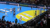 Petit pont et festival Guigou - Finale France Norvège - Mondial Handball 2017