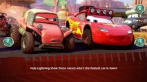 Cars Game Videos | Lightning McQueen Extreme Off Road Rush | Disney Cars Games