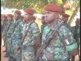 Défense: le ministre Paul Koffi Koffi en tournée de sensibilisation à Akoupé et à Adzopé