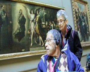 Louvre à l'hôpital René Muret AP-HP - La visite (teaser)