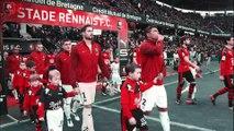 16eCdF. Stade Rennais F.C. / PSG : bande-annonce