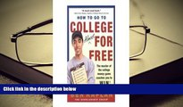 Audiobook  How to Go to College Almost for Free: The Secrets of Winning Scholarship Money Benjamin