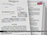 SONA: Ikatlong petisyon na kumukwestyon sa kandidatura ni Sen. Poe, inihain sa COMELEC