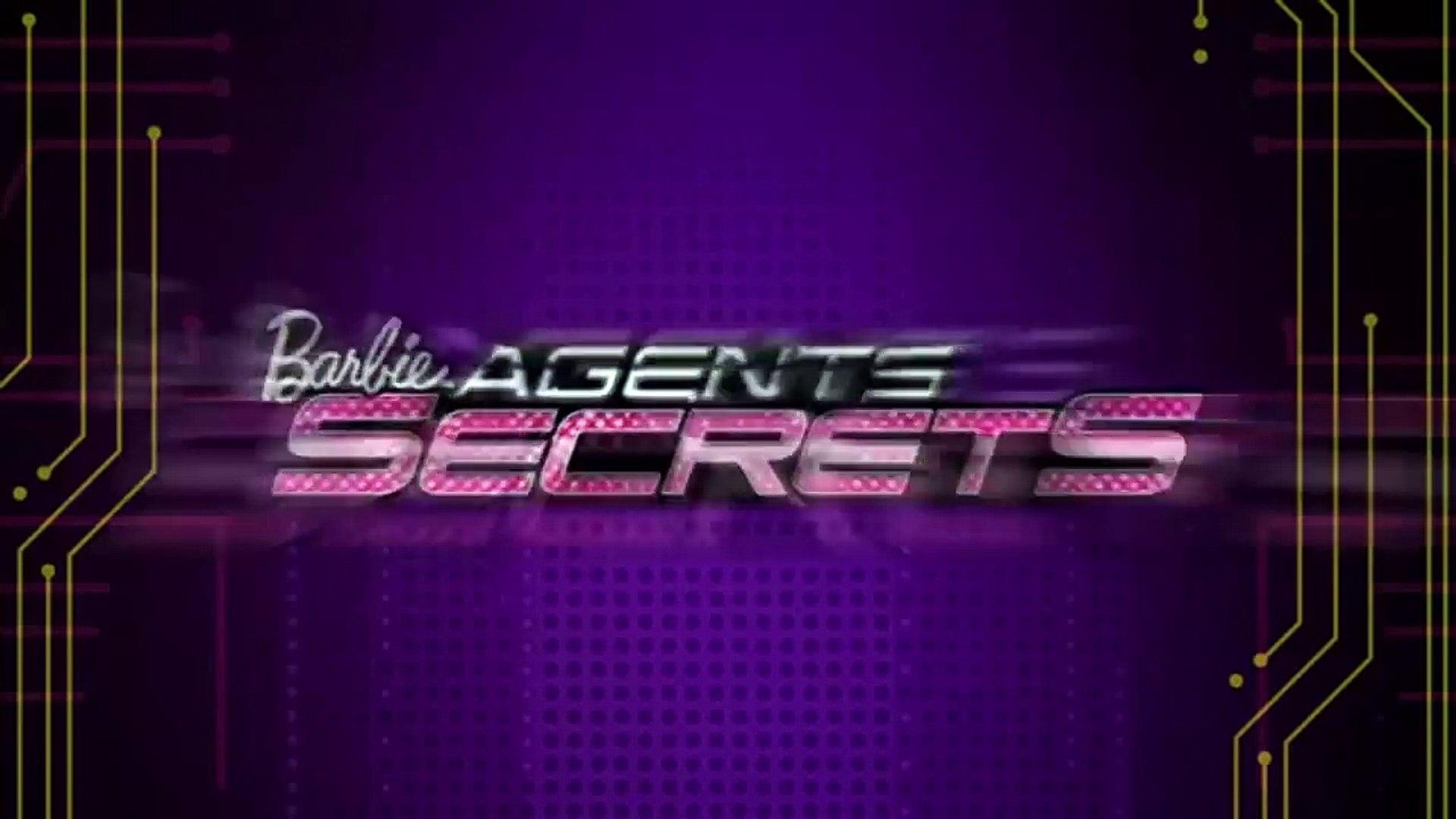 Mattel Барби секретный агент Barbie and Side-Car Секретный Агент Toys TV