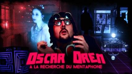 [COURT MÉTRAGE] Oscar Dren, À la recherche du Mentaphone