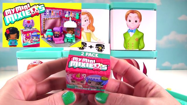 The Secret Life of Pets, Sofia the First and Shopkins Toy Surprise Blind Boxes! Blind Bags, Mashems