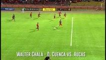 Walter Chalá - D. Cuenca vs Aucas - G2