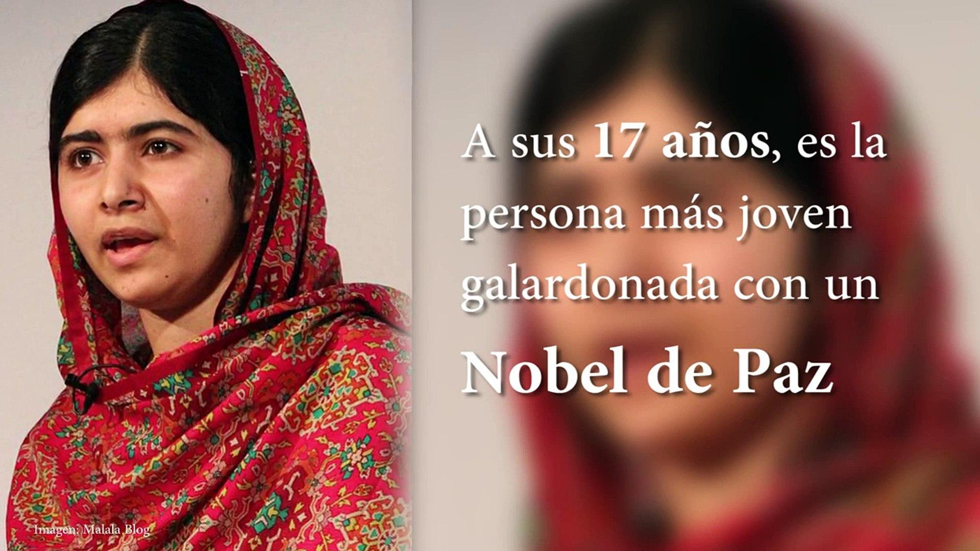 Frases De La Nobel De La Paz Malala Yousafzai Vídeo