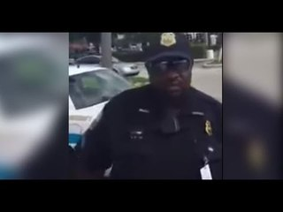Officer Harasses Disabled Combat Vet Because He Doesn't Believe He's Disabled