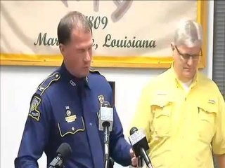 Press Conference 2 Cops Charged with Murder in Killing of 6-yo Jeremy Mardis