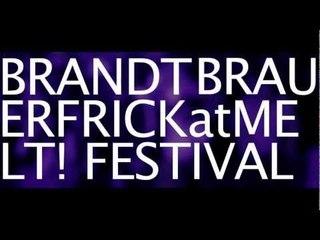 Brandt Brauer Frick at Melt! Festival 2012