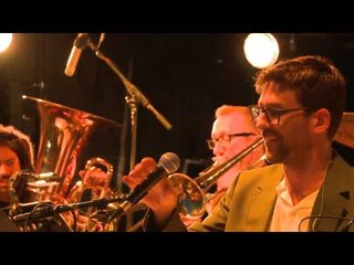 The Brandt Brauer Frick Ensemble feat Jamie Lidell - Session 2