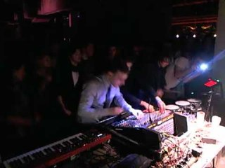 Brandt Brauer Frick live in the Boiler Room Berlin