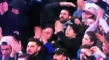 L'immense ovation du Vélodrome pour l'entrée en jeu de Dimitri Payet !