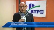 Alpes-de-Haute-Provence : Des voeux d'optimisme à Digne-les-Bains pour la fédération BTP 04