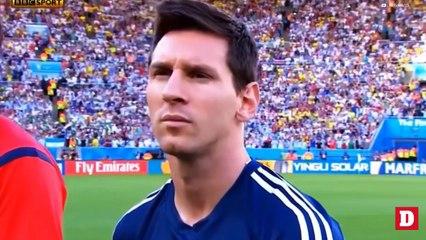 Momentos en los que Messi no fue Messi