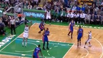 Isaiah Thomas DROPS 41 Points vs Pistons, Alley-Oop to Al Horford