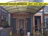 Canopy Minimalis Pasuruan-WA. 0877- 0103 – 2699 ( XL )