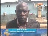 L'ONG Côte d'Ivoire solidarité fait des dons aux veuves et orphelins