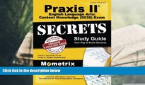 Download [PDF]  Praxis II English Language Arts: Content Knowledge (5038) Exam Secrets Study
