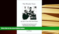 Read Online The Wonder Years: My Life   Times With Stevie Wonder Trial Ebook