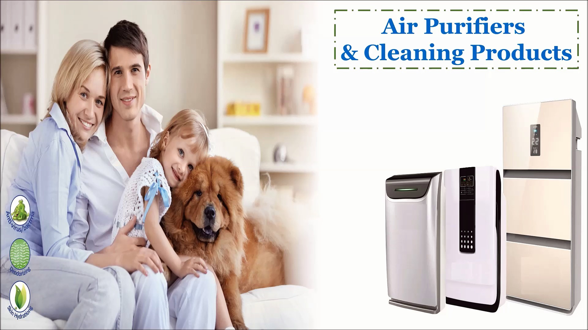 Air Purifiers Products Suppliers