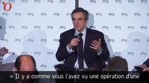 « Penelope gate » : François Fillon dénonce une « une opération d'une extrême ampleur »