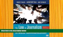 DOWNLOAD [PDF] The Law of Journalism and Mass Communication (Fifth Edition)  For Kindle