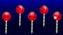 Mega Sweets Lollipop Candies Sweets Lollipop Finger Family Collection ,  Lollipop Daddy Finger Songs