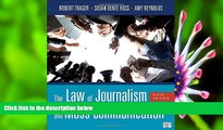 READ book The Law of Journalism and Mass Communication (Fifth Edition)  Full Book