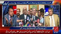 Their acting of being pious is totally exposed by Panama Case -  Rauf Klara analysis on Nawaz Sharifs corruption