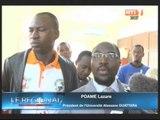 Les étudiants de l'université de Bouaké invitent leurs confrères à prendre une part active dans le depart nouveau des universités