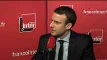 """Emmanuel Macron sur l'affaire Fillon : """"Si l'on ne regarde pas ces sujets en face, on nourrit la défiance à l'égard du politique"""""""