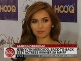 24Oras: Jennylyn Mercado, back-to-back Best Actress winner sa MMFF
